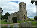 TL0152 : St Mary's Church, Oakley by Mr Biz