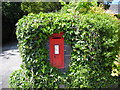 SJ5972 : Post box CW8 95/Cuddington Hall Farm, Cuddington Lane by John Topping