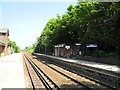 SJ6071 : Cuddington Railway Station (2) by John Topping