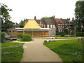 TQ3176 : The Mulberry Centre for under-fives, Myatt's Fields Park by Robin Stott