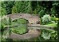 SO8582 : Whittington Horse Bridge near Kinver, Staffordshire : Week 26 winner