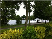 N0577 : River Shannon at Termonbarry by Darrin Antrobus