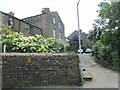 SE0936 : Listerville - Crack Lane by Betty Longbottom