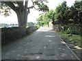 SE0936 : Crack Lane - viewed from Coplowe Lane by Betty Longbottom