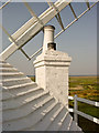 TG0444 : Cley Windmill : Week 28