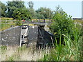 TL4685 : Old lock at Welches Dam near Manea by Richard Humphrey