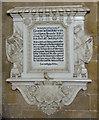 TR1557 : Memorial - General Sir Mark Walker VC by The Carlisle Kid