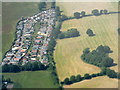 TL0118 : Whipsnade Park Homes by M J Richardson