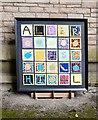 SJ9593 : Alder School Display 2008 by Gerald England