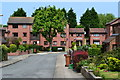 TQ4879 : Houses and flats in Halifield Drive by David Martin