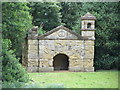 SP6736 : Stowe, The Hermitage by Paul Brooker