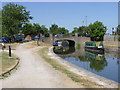 SK2928 : Willington Canal Bridge by Alan Murray-Rust