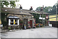 SE1544 : Burley Woodhead:  The 'Hermit' Inn by Dr Neil Clifton