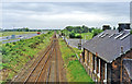NY3167 : Gretna Green stations (closed and open), 1997 by Ben Brooksbank
