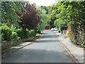 SE1643 : Croft Close - Croft Park by Betty Longbottom