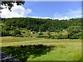 SH7752 : Pwll-y-gâth from minor road by Richard Hoare
