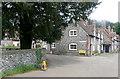 SU7886 : Junction in Hambleden by Graham Horn