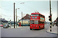 SJ8998 : British Trolleybuses - Manchester by Alan Murray-Rust