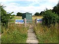 TL2769 : nationalgrid installation on Moats Way by Andrew Tatlow