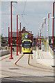 SJ8998 : Cemetery Road tram stop : Week 32