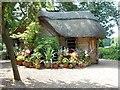 SP2556 : Charlecote, Granny's Summerhouse by David Dixon