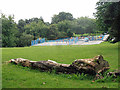 SP0180 : Ley Hill Recreation Ground by Row17