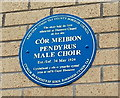 Photo of Blue plaque number 2234