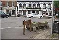 TQ2768 : Trough, Mitcham by N Chadwick