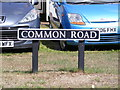 TM1083 : Common Road sign by Adrian Cable