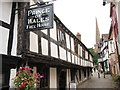 SO7137 : Prince of Wales Freehouse, Ledbury : Week 34