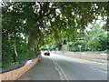 SP0882 : Looking west-southwest into SChool Road from Oxford Road by Basher Eyre