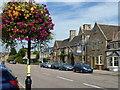 TL1689 : The Bell Inn at Stilton by Richard Humphrey