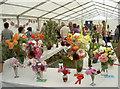 ST6167 : Prize blooms by Neil Owen