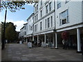 TQ5838 : The Pantiles Hotel by Barbara Carr