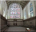 TR1557 : Chapter House, Canterbury cathedral by David Hawgood