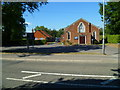 TQ0379 : United Reformed Church on North Park by Shazz