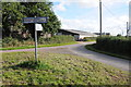 SJ5862 : Road junction at Oxheys by Philip Halling