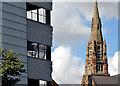 "J3374 : The ""Interpoint"" Building, Belfast (26) by Albert Bridge"