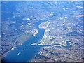 SU4210 : Southampton Water by M J Richardson