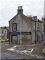 NS9387 : Former butcher's premises, Kincardine : Week 37