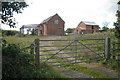 SP1269 : Farm buildings, disused and being converted, maybe, Danzey Green by Robin Stott