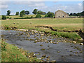 SD9253 : Gargrave - River Aire and Stoney Butts Laithe by Dave Bevis