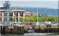 J3474 : Former ferry terminal, Belfast (5) by Albert Bridge