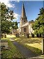 SK6266 : The Parish Church of St Mary, Edwinstowe by David Dixon