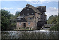TL2871 : Houghton Mill by David P Howard