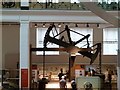 TQ2679 : The Science Museum - 'Old Bess' by Chris Allen