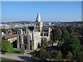 TQ7468 : Rochester Cathedral: overall view by Stephen Craven