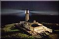 NG7391 : Lighthouse at Rubha Rèidh by Doug Lee