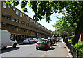 TQ3570 : Queen Adelaide Road by Stephen Richards