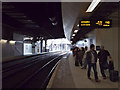 SP0686 : Platform 11B, New Street station, looking west by Robin Stott